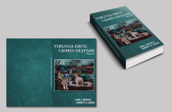 Graphic Design for Virginia Book Cover Design