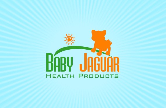 Logo Design for Baby Jaguar Health Products