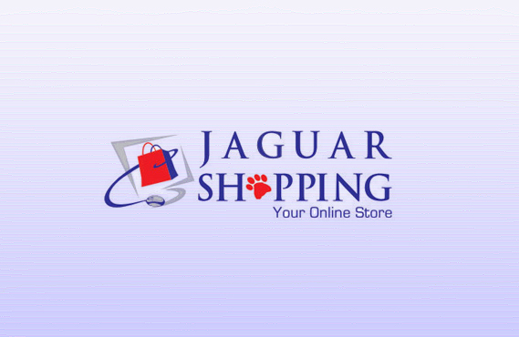 Logo Design for Jaguar Shopping