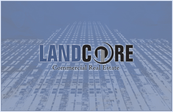 Logo Design for Landcore Commercial Real Estate