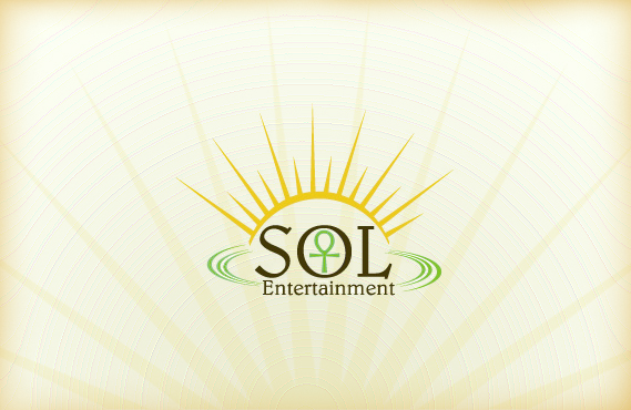 Logo Design for Sol Entertainment
